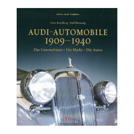 AUDI - AUTOMOBILE 09-40 - Livre