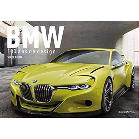 BMW 100 ANS DE DESIGN - Livre