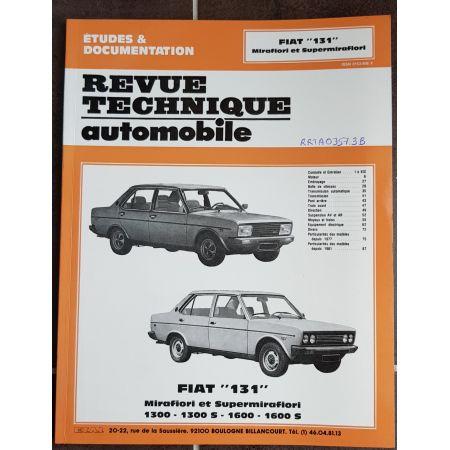 131 MIRAFIORI Revue Technique Fiat