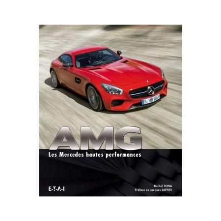 AMG LES MERCEDES 2e EDITION ENRICHIE - Livre