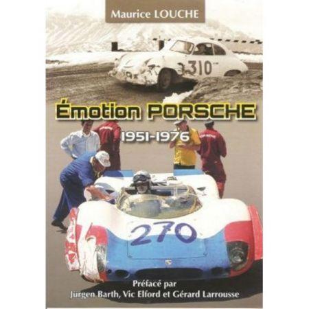 EMOTION PORSCHE 51-76 - Livre