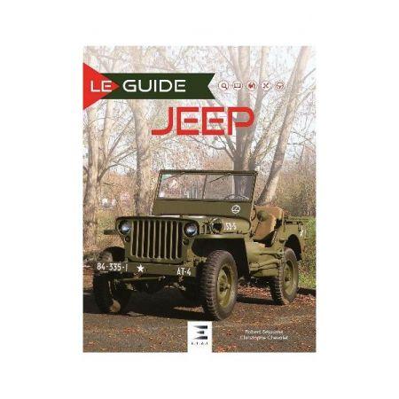 Le guide de la Jeep - Livre