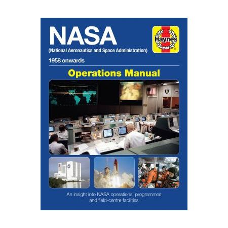 NASA Operations Manual Revue technique Haynes Anglais