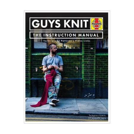 Guys Knit Revue technique Haynes Anglais