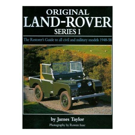 Restaurez votre Land Rover série III - Livre