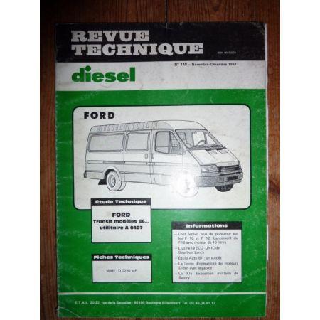 Transit 86 Revue Technique Ford