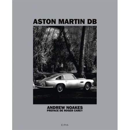ASTON MARTIN DB - Livre