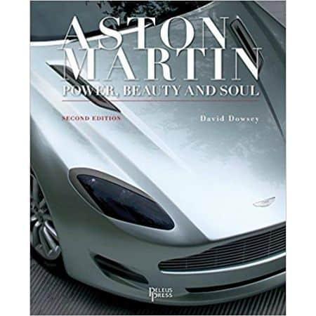 ASTON MARTIN POWER BEAUTY & SOUL 2ed - Livre Anglais