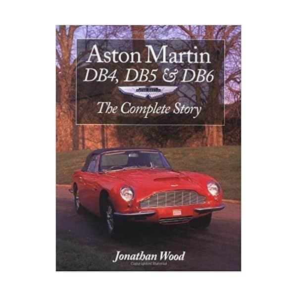 ASTON MARTIN DB4, DB5 & DB6