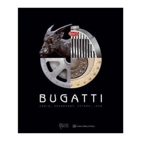 BUGATTI CARLO REMBRANDT ETTORE JEAN - Livre Anglais