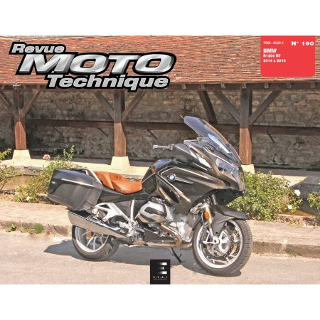 R1200 RT 14-18 - Revue Technique BMW