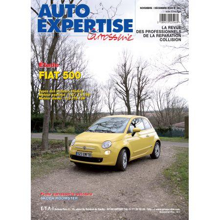 500 II 07- Revue Auto Expertise FIAT