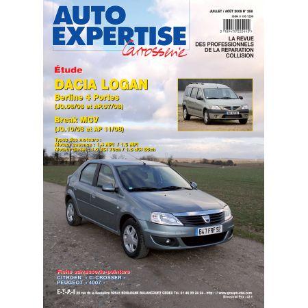 LOGAN ET MCV 08- - Revue Auto Expertise DACIA