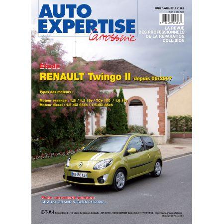 RENAULT TWINGO II 07- Revue Auto Expertise RENAULT