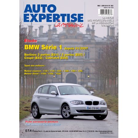 Serie I 07- Revue Auto Expertise BMW