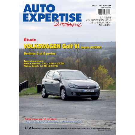 GOLF VI 08- Revue Auto Expertise VW