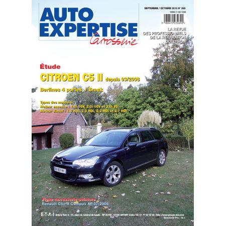 C5 II 08- Revue Auto Expertise CITROEN