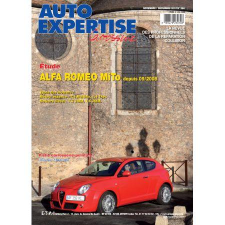 MITO 08- Revue Auto Expertise ALFA ROMEO