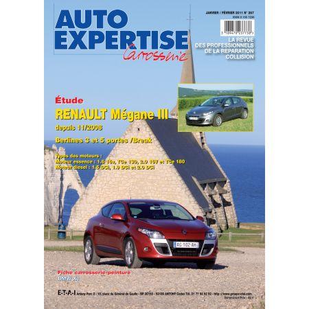 MEGANE III 08- Revue Auto Expertise RENAULT