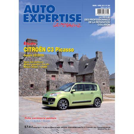 C3 PICASSO 09- Revue Auto Expertise CITROEN