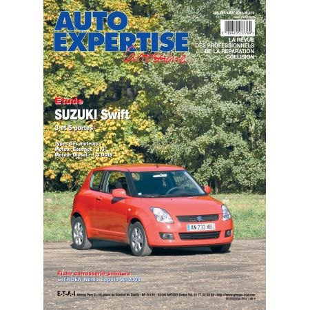 SWIFT Revue Auto Expertise SUZUKI