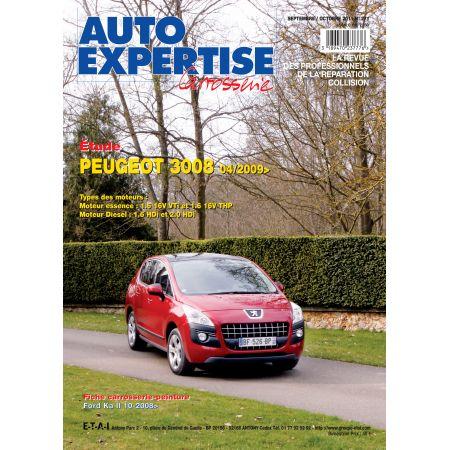 3008 09- Revue Auto Expertise PEUGEOT