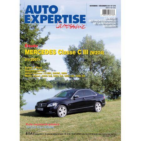 CLASSE C 03/07-12/09 Revue Auto Expertise MERCEDES