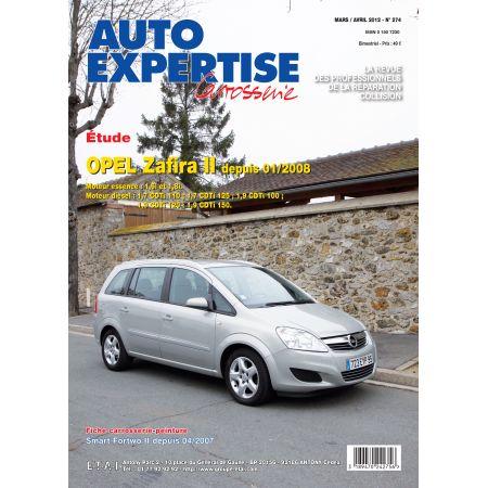 ZAFIRA II 08- Revue Auto Expertise OPEL