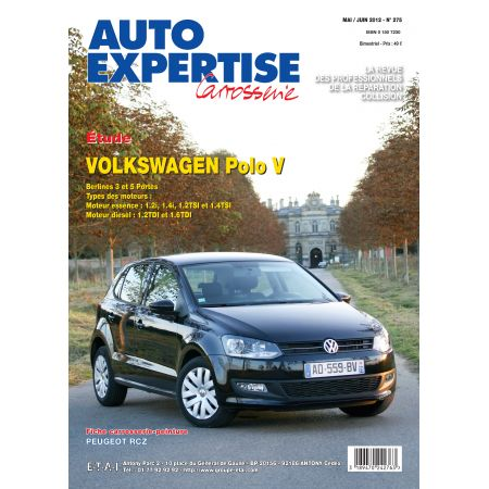 POLO V Revue Auto Expertise VW