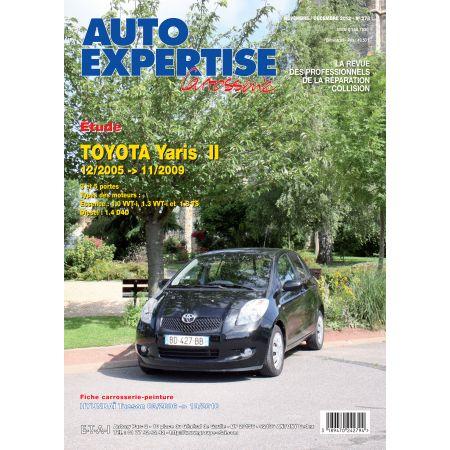 YARIS II 05-09 Revue Auto Expertise TOYOTA