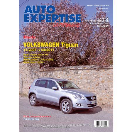 TIGUAN 11/07-04/11 Revue Auto Expertise VW