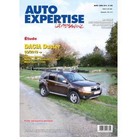 DACIA DUSTER 03/10- Revue Auto Expertise DACIA