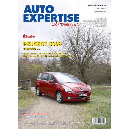5008 11/09- Revue Auto Expertise PEUGEOT