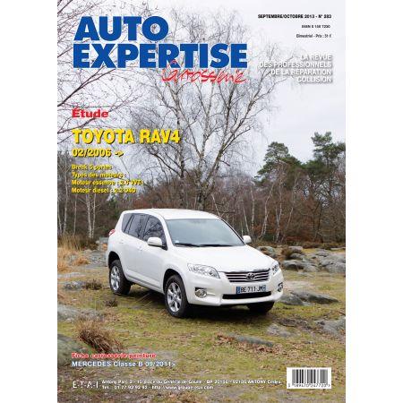 RAV4 02/06- Revue Auto Expertise TOYOTA