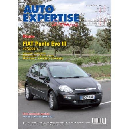 PUNTO EVO III10/2009- Revue Auto Expertise FIAT