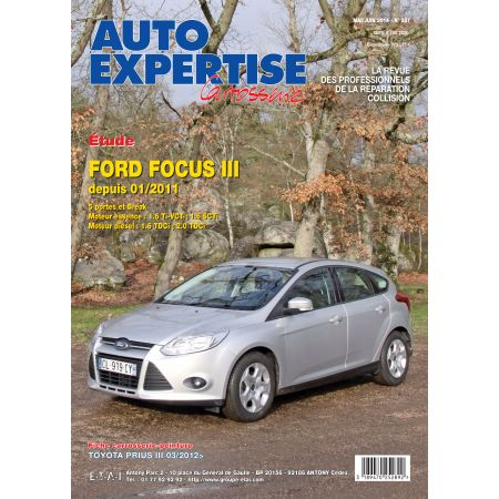 FOCUS III 01/11- - Revue Auto Expertise FORD