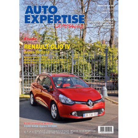 CLIO IV 09/12- - Revue Auto Expertise RENAULT