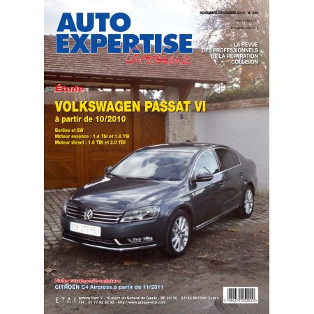 PASSAT VI 10/2010- - Revue Auto Expertise VW VOLKSWAGEN