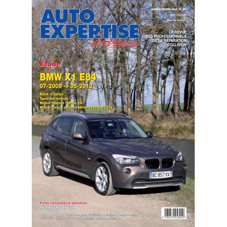 X1 07/09-05/12 - Revue Auto Expertise BMW