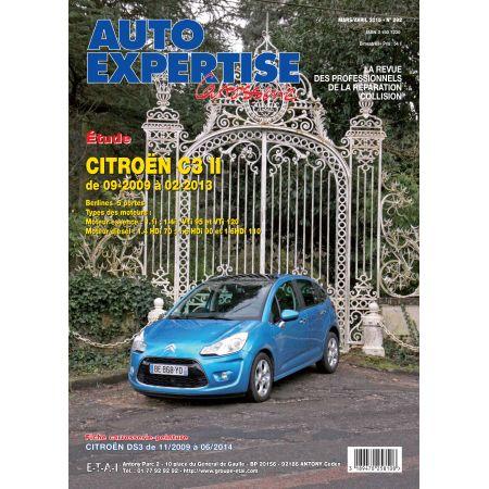 C3 II 09/09-02/13 - Revue Auto Expertise CITROEN