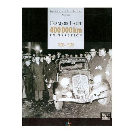FRANCOIS LECOT 35-36 - Livre