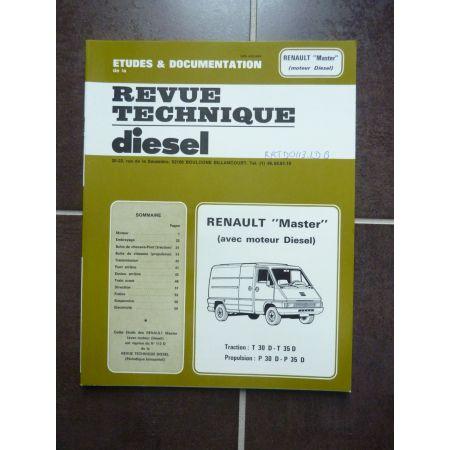 Master Diesel Revue Technique Renault