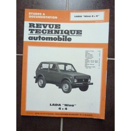 BNiva 4x4 Revue Technique Lada