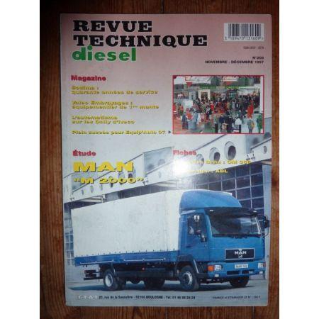 M2000 Revue Technique PL Man Saviem Renault