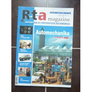 AUTOMECHANIKA - Revue Technique