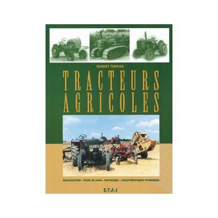 Tracteurs agricoles - Livre