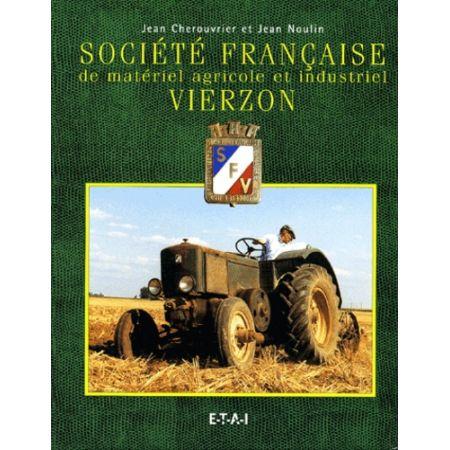 Tracteurs SFV - Livre