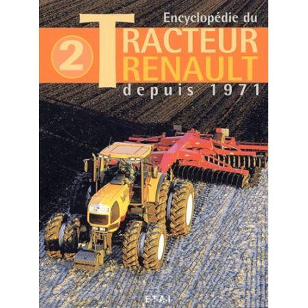 TRACTEUR RENAULT 71-   -   Livre