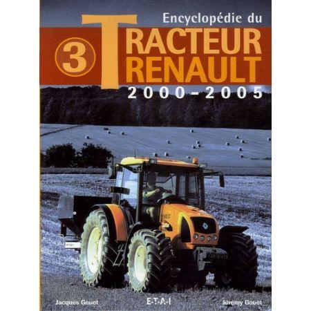 TRACTEUR RENAULT 00-05 - Livre