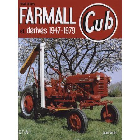 FARMALL CUB 47-79  - Livre